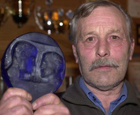 Ildsjel: Arild Johansen vant Hole kommunes ildsjelpris for flere år siden.