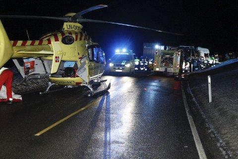 Statens havarikommisjon for transport har analysert ulykken og forholdene som spilte inn. I morgen kommer rapporten, og allerede nå varsler SHT sikkerhetstilråding.