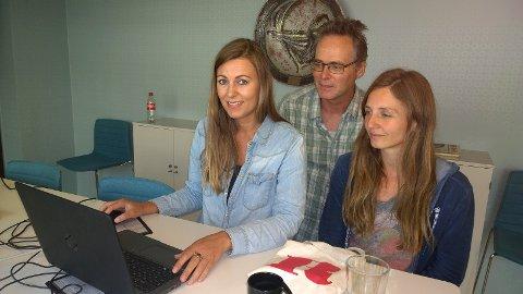 Miriam Tessem Strøm (Jevnaker), Knut Arild Melbøe (Ringerike) og Gunhild Narud (Hole) svarer nå på dine spørsmål.