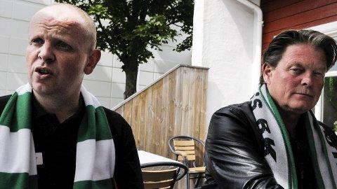 Eirik Halvorsen i Fosseberget og Tage Lien i supporterklubben 1895 er kritiske til måten den sportslige ledelsen har skjøtet sine oppgaver og krever endringer.