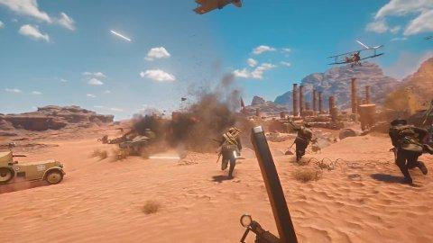 «Battlefield 1 Beta».