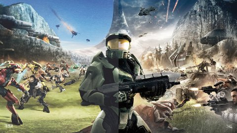 Fra Halo Combat Evolved (2001).