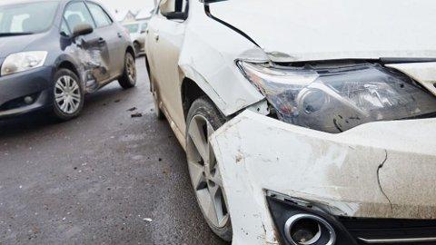 16. mai er den dagen i mai med flest bilskader.