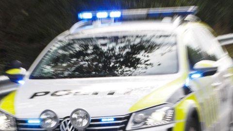 MISTET LAPPEN: Da politiet kom til ulykkesstedet i Stavanger, forklarte sjåføren at han mistet kontrollen over bilen da han skulle rulle seg en sigarett. Det endte med førerkortbeslag. Illustrasjonsfoto: NTB Scanpix.