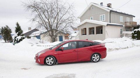 SAMLING: 240 Toyota-forhandlere er denne uken i Hønefoss for å teste den nye Toyota Corolla og en firhjulstrekk-variant av ProAce.