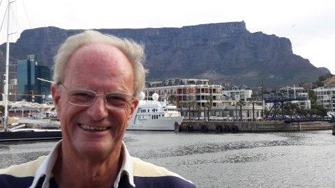 BLI INSPIRERT: Einar Lunde holder foredrag på Hadeland Glassverk 24. august.