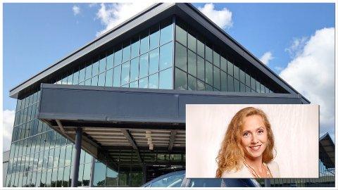 REAGERER: – Det er problematisk hvis det holdes lukkede arrangementer der det koster penger å komme inn, sier Karoline Evensen, prosjektsjef for marked i NRK Super.