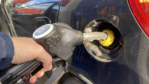 NEEIII: Det kan være fort gjort å fylle feil drivstoff på tanken. Da er det én ting som gjelder: Ikke starte motoren! Foto : iStock.