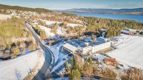 IKKE SOLGT: Skjærdalen 2 ble lagt ut for salg tidligere i år. Det er Malling & Co som formidler salget.