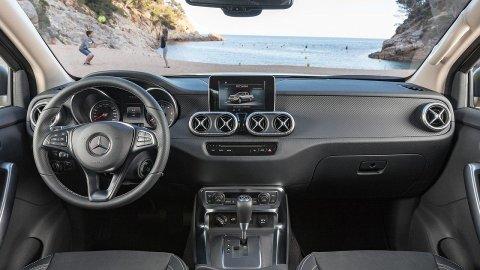 Salget av Mercedes-pickupen X-Klasse har ikke gått etter planen. Nå legges modellen ned.