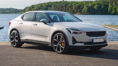 MILJØKOSTNAD: Polestar ønsker mer åpenhet om utslippene knyttet til elbil-produksjon. Før du passerer 78.000 kilometer i Polestar 2 (basert på europeisk elektrisitetsmiks), slipper en Volvo XC40 med fossilmotor ut mindre CO₂.