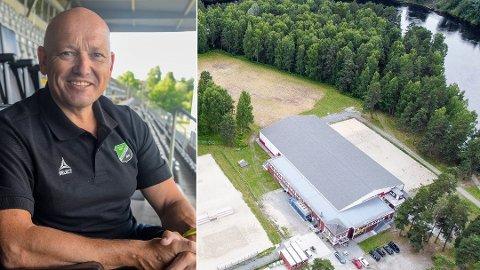 MILJØKRAV: Betingelsen fra Ringerike kommune gjør prosjektet dyrere.