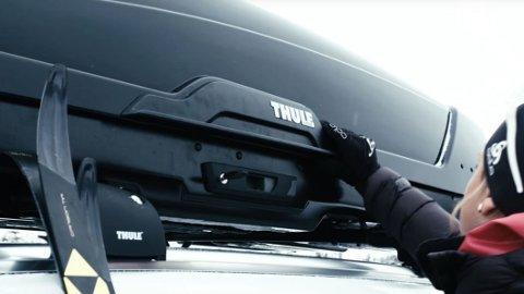 IKKE BRUK! Thule er en av markedslederne på takstativ og takbokser. Nå kaller de tilbake sitt Rapid Fixpoint XT Kits, en feil her gjør at takstativet i verste fall kan løsne og falle av. Illustrasjonsfoto: Thule