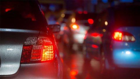 POSITIV UTVIKLING: For første gang siden 1947 har færre enn 100 omkommet i trafikken i Norge.
