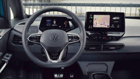 BARNESYKDOMMER: Flere ID.3-eiere i Norge, rapporterer at frontruten plutselig dugger igjen. Nå ber Volkswagen kundene om å slå av klimaanlegget.