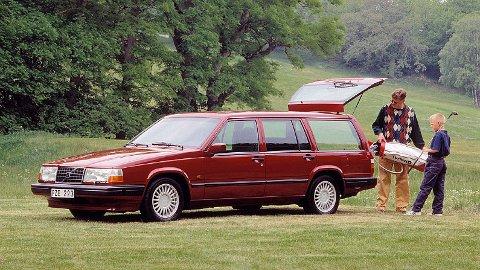 Volvo 940 ble ikke bare godt mottatt av pressen når den kom for 30 år siden, men den solgte som bare juling …