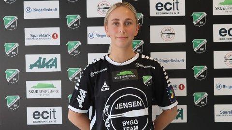 NY SPILLER: Åsne Bredeli har signert for HBK ut denne sesongen.