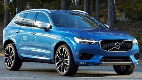 BLIR ELEKTRISK: Volvo bekrefter at også XC60 skal bli elbil, den kommer etter planen på markedet i 2024.