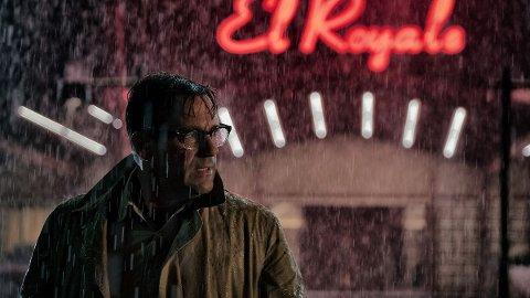 UNIK KINOFILM: Regissøren har ønske tå lage en helt unik filmopplevelse i Bad Times at El Royale, og har brukt syv år på å lage og planlegge filmen.