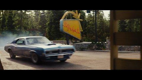 60-TALLS THRILLER: Tarantino er en inspirasjonskilde for regissør Drew Goddard i Bad times at El Royale.