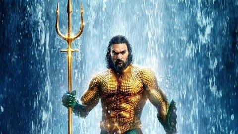 AQUAMAN: Med Jason Momoa i tittelrollen, er filmen om Aquaman - historien til Arthur Curry som er halvt menneske, og halvt havmann.