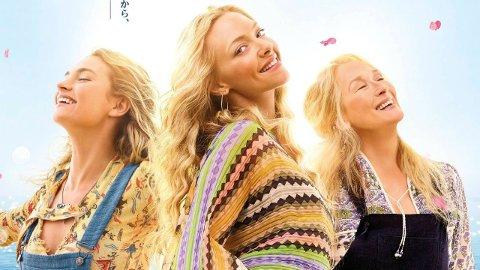 MAMMA MIA: Det er bare å innse at den nye Mamma Mia-filmen er sommerens suksess på kino.