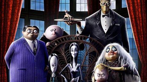 FAMILIEN ADDAMS: Familien som tok verden med storm i 1991 er tilbake som animasjonsfilm i 2019.