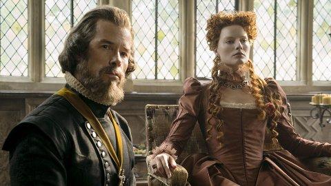 MAERY QUEEN OF SCOTS: Mary Stuart ble dronning av Frankrike i en alder av 16 år, men da hun ble enke kort tid senere vendte hun hjem igjen til Skottlan og gjorde hun krav på den skotske tronen, og ble snart en trussel for sin slektning, Dronning Elizabeth I av England.