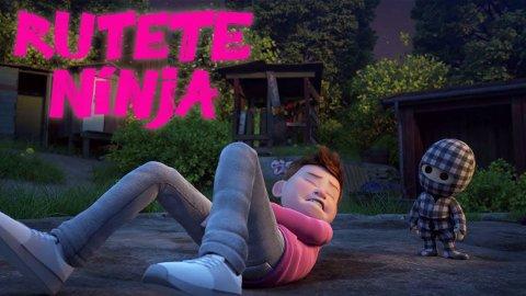 RUTETE NINJA: Den danske animasjonsfilmen Rutete Ninja er en annerledes animasjonsfilm som absolutt ikke passer for de yngste. Filmen inneholder mobbing, skitprat, generøse mengder drap og fremfor alt masse drøy humor. Herman Flesvig har hele 113 forskjellige stemmer i filmen.