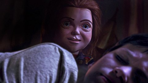 CHUCKY: Chucky anno 2019 er like ond, men er nå en robotdukke som sørger for en skrekkelig og blodig film. Særlig slutten skal være grafisk.