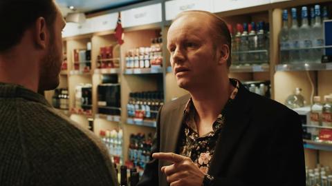 OSLO-KØBENHAVN: Gjenkjennelige scener fra danskebåten er det nok av i Jan Vardøen nye film Oslo-København.