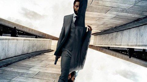TENET: Tenet er en av årets mest avventede filmer. Av superregissør Christopher Nolan, og filmen er delvis filmet inn i Oslo, blant annet på Operataket og på Tjuvholmen på Aker Brygge.