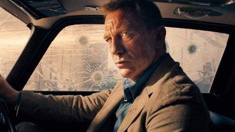 NO TIME TO DIE: Daniel Craig er endelig klar for kino, i sin siste film som agent 007 - James Bond. Premiere er 1. oktober.