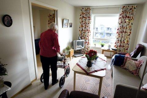 VALGFRITT: Både Oslo, Bærum, Asker, Bergen og Drammen har innført Fritt brukervalg av hjemmehjelpsleverandører. Nå følger Ullensaker etter. Foto: Scanpix