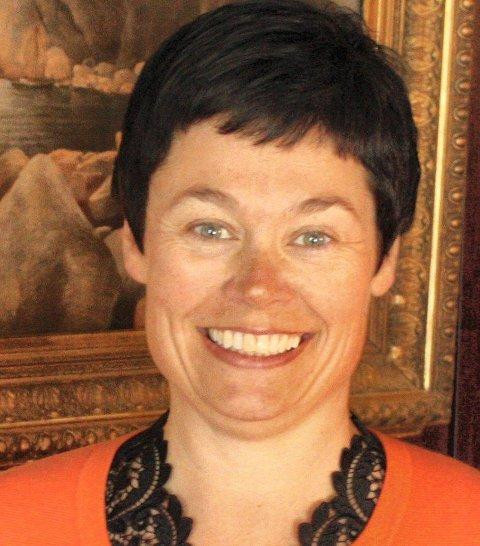 Gjerdrum: Jane Aambakk (H) i Gjerdrum utfordrer dagens Ap-ordfører Ander Østensen.