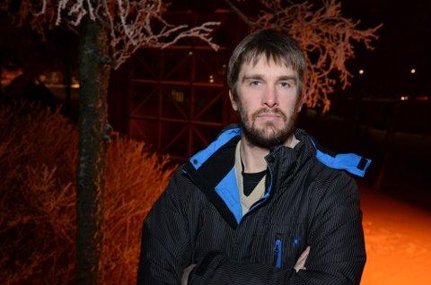 ROMSLIG: - Samfunnet må ha plass for alle, også for dem som er annerledes, mener leder Tom Fidje i Norges Handikapforbunds lokallag i Nes/Ullensaker. FOTO: VIDAR SANDNES