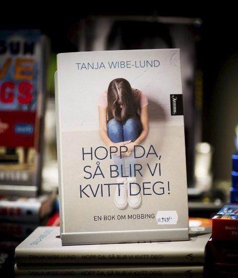 DEBUT: Tanja ser ikke bort ifra at det blir flere bokutgivelser med tiden.