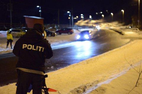 SLIK UNNGÅR DU Å BLI TATT: En nettsak fra Danmark sprer seg på nettet. De har funnet løsningen, slik at du ikke får fartsbot! FOTO: VIDAR SANDNES