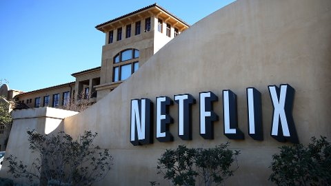 Netflix har sitt hovedkvarter i Los Gatos i California. Foto: Justin Sullivan (AFP / NTB scanpix)