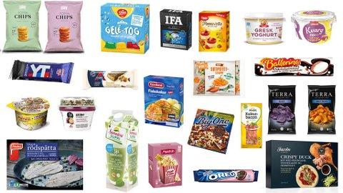 HØSTNYHETER: Dette er noen av produktene som skal friste forbrukerne høsten 2016.