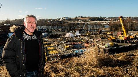 MINDRE GEBYR: I Fet kommune har prisen for behandling av byggesøknader gått ned med 300 kroner de siste fem årene. Kommunen er den eneste på Romerike som har senket prisene. FOTO: VIDAR SANDNES