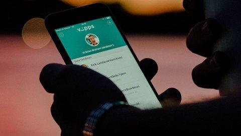 UTVIDER BETALINGSMULIGHETENE: Vipps er i ferd med å endre seg fra en vennebetalingsløsning til et komplett betalingsunivers. (DNB Presse/Flickr/Illustrasjonsfoto)