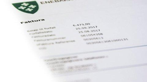 Koster ekstra: Kommunene ønsker at flest mulig skal betale sine fakturaer elektronisk. Derfor blir det nå gebyr på en del papirfakturaer. ILLUSTRASJONSFOTO