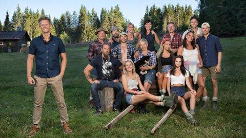 TABBE: Ved en feil viste TV 2 hvem som tapte tvekampen, kun minutter før det faktisk ble kjent. Foto: Espen Solli / TV 2