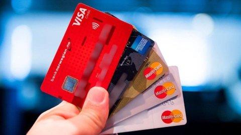 Fra neste år vil ubenyttet kreditt regnes som en del av din gjeld. Foto: Jon Olav Nesvold (NTB scanpix/ANB)