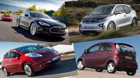 PRISPRESS: Det blir dyrere å være miljøvennlig bileier fremover.