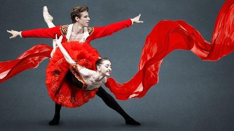 Moscow Art Ballet Theatre presenterer sitt unike ballettshow «From Moscow With Love» i Ullensaker Kulturhus søndag kveld.