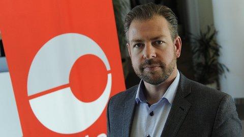 BERØRER ARBEIDSPLASSER: Pressesjef John Eckhoff sier ikke alle kan regne med å få nye jobber i Posten Norge.