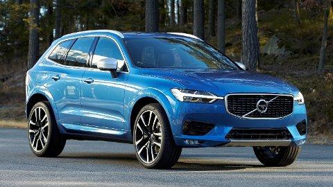 TILBAKEKALLER TUSENVIS AV BILER: Tusenvis av Volvo XC60 blir tilbakekaldt på grunn av feil. Foto: Volvo