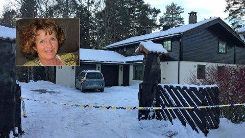 Politiet mener Anne-Elisabeth Hagen ble bortført fra sin egen bolig i Lørenskog like utenfor Oslo 31. oktober 2018.  Foto: Farid Ighoubah / Nettavisen og privat